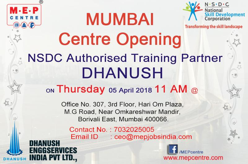 Mumbai Centre Opening