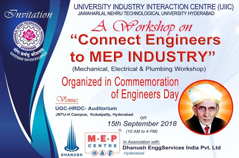 Connect Engineers to MEP INDUSTRY